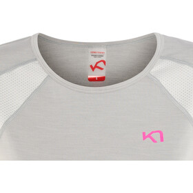 Kari Traa Toril T-shirt Femme, greym